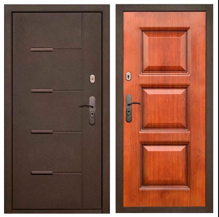 Двери из массива дерева купить в СПб: цены, каталог