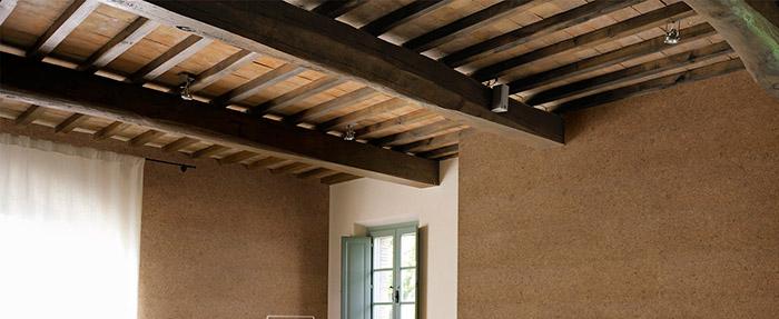 Шумоизоляция деревянного перекрытия между этажами